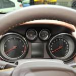 2013 Opel Mokka instrument cluster