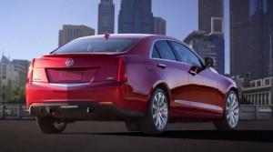 Cadillac представит конкурента Mercedes S-class и BMW 7 Series