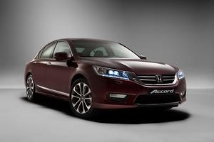 Объявлены цены на новый Honda Accord
