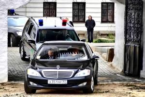 У охраны президента скоро появится уникальный микроавтобус