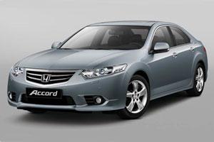 Honda Accord нового поколения в России