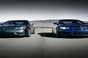Спор между BMW и Merсedes. Чья возьмет?