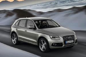 Audi выпускает новый экономичный гибрид