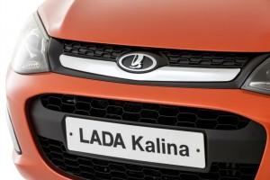 Новая Lada Kalina уже на улице