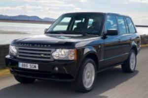 Range Rover с новым двигателем