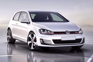 """Заряженная"" версия Volkswagen Golf 7"