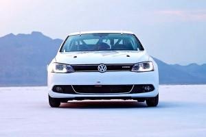 Новый Volkswagen с гибридным двигателем