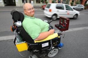 Микроавтобусы помогут инвалидам