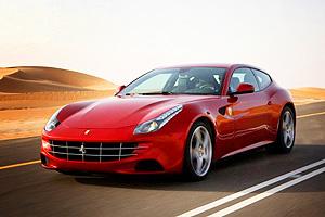 Водители Ferrari наименее счастливые