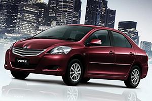 Новое поколение Toyota Vios