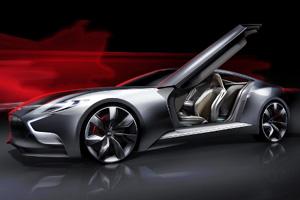 Новый концепт от компании Hyundai