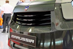 Marussia и ГАЗ готовят автомобиль для Президента РФ