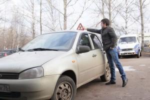 В Омске конкурс среди учениц автошкол