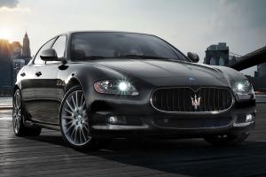 Maserati напомнила о себе новым седаном Quattroporte