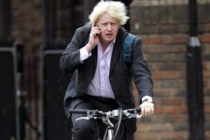 Для Джонсона велосипед круче любого авто