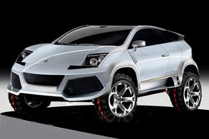 Lamborghini выпускает внедорожник