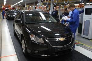 Российский автопром теснит импорт