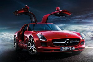 Mercedes-Benz откажется от суперкара SLS AMG