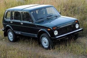 Новая версия Lada 4x4 уже скоро!