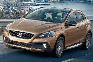 Volvo о модели V40 и ее внедорожной версии