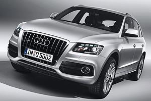 Расширение модельного ряда Audi Q