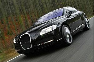 Bentley побывал в немецком тюнинге