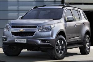 Chevrolet объявила цены на Trailblazer