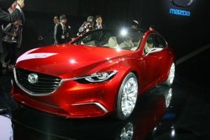 Представлены новый автомобильные концепции этого года