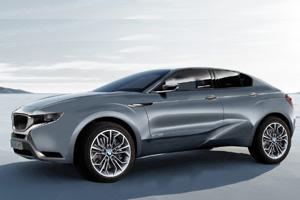 Серийный BMW X4 появится уже через год
