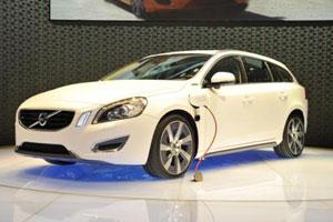 Новинки комнании Volvo были представлены в Женеве