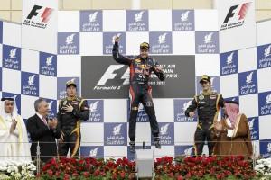 Инцидент между пилотами Red Bull