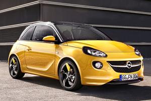 Новая версия модели Adamот Opel