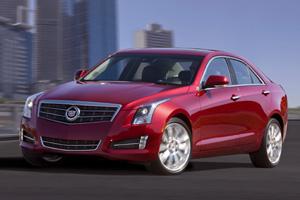 Новый Cadillac CTS оказался самым легким