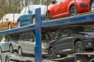 В Украине может остановиться импорт автомобилей