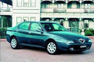 Конкурент для 5-ой серии BMW от Alfa Romeo
