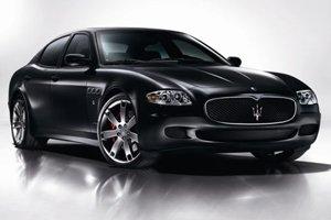 Maserati презентовала Quattroporte