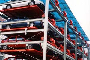 В Москве будут механизированные парковки
