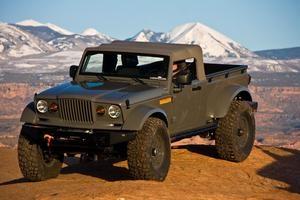 Новые Jeep посетят фестиваль в США