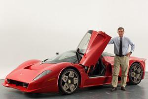 Концепт от Pininfarina для Ferrari