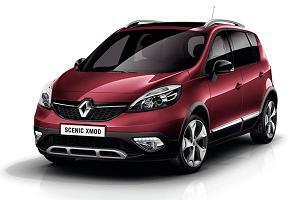 Renault презентовала новый Scenic XMOD