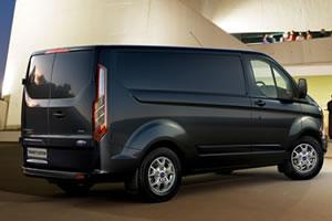 Испытание нового Ford Transit Custom