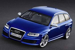 Новый Audi RS 6 Avant: шикарный автомобиль