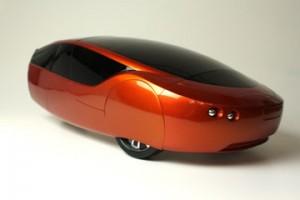 Канадец распечатал автомобиль модели Urbee 2
