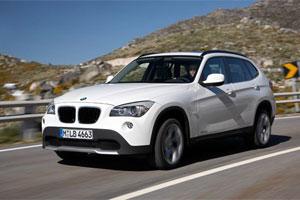 Новая модификация BMW X1 с м-пакетом
