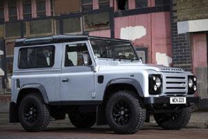 Произойдут изменения в Lаnd Rover Defender
