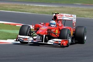 Испанец принес победу Ferrari