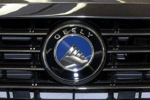 Китайские автомобили Geely в Украине