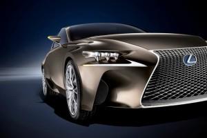 Lexus подготовит к 2014 году новое авто