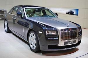 Rolls-Royce посвятил седан Ghost столетнему альпийскому ралли