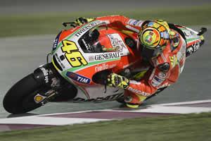 MotoGP-2013: первая практика в Катаре